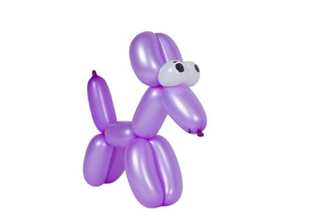 Ballonfiguren Tiere Blumen Ideen Ballonmodellieren